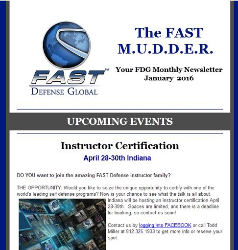 FAST Defense Global, Inc – Adrenal Stress Training & Education
